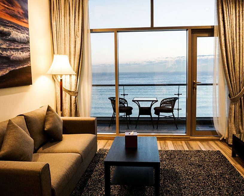 Two Bedroom Suites Sea View